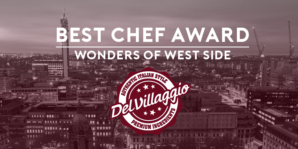 Best Chef 2016 – Del Villaggio Italian Restaurant, Birmingham
